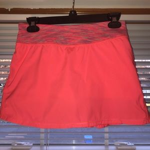Set the Pace Ivivva Skort (new) ivivva bag include